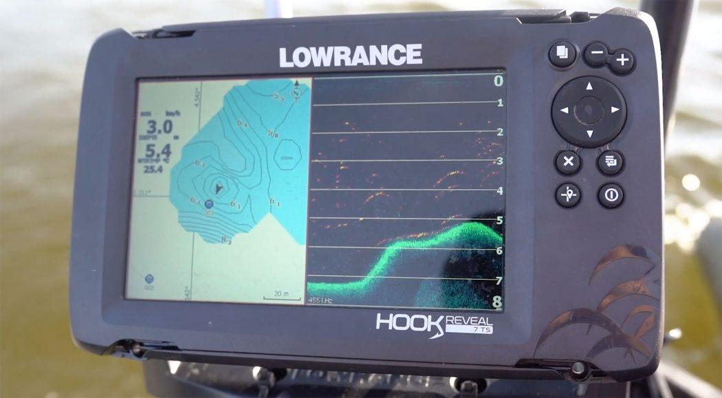 [VIDEO] Zo maak je in drie stappen je eigen waterkaart met de Lowrance HOOK Reveal!