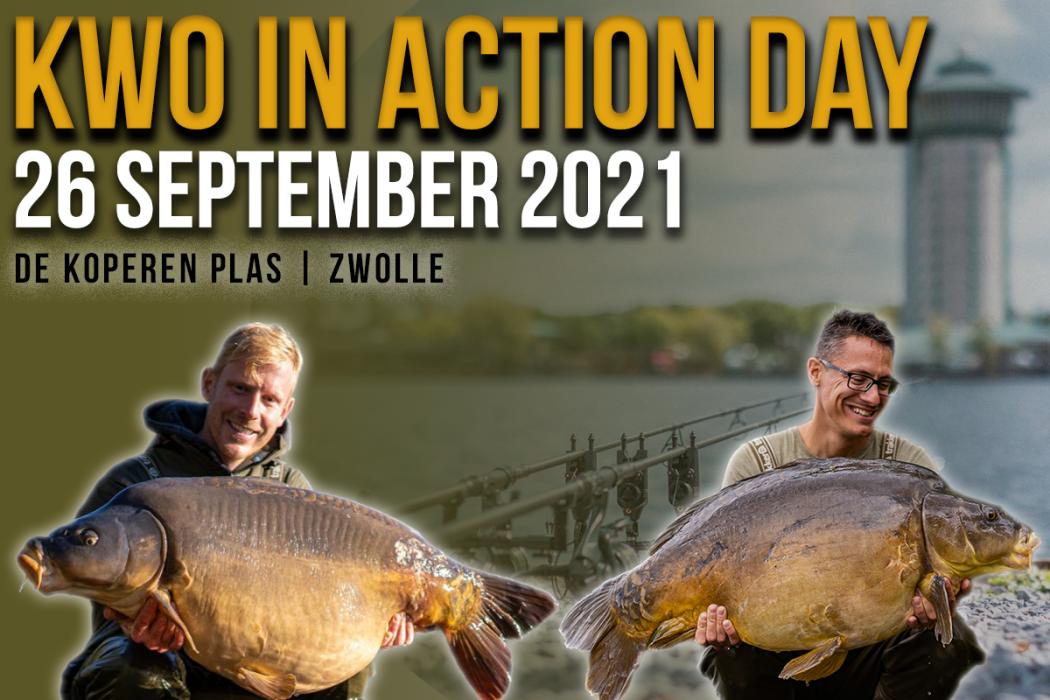 Het grootste outdoor event voor karpervissers – Claim nu jouw GRATIS ticket!