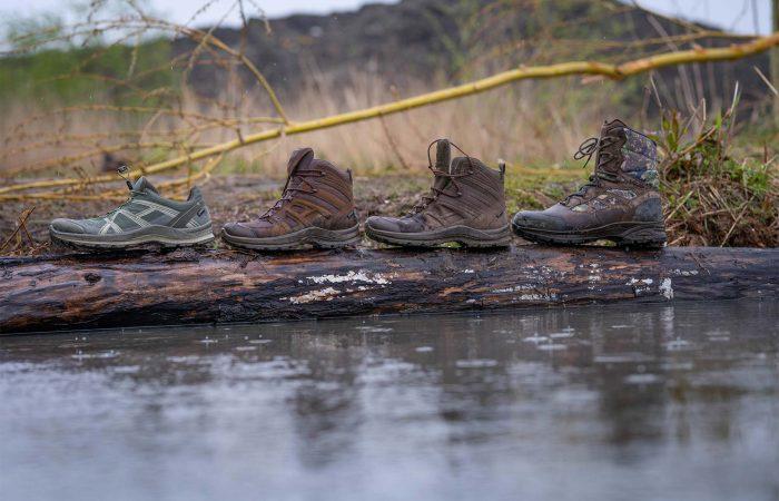 Ultieme outdoor schoenen voor karpervissers – De range van HAIX!