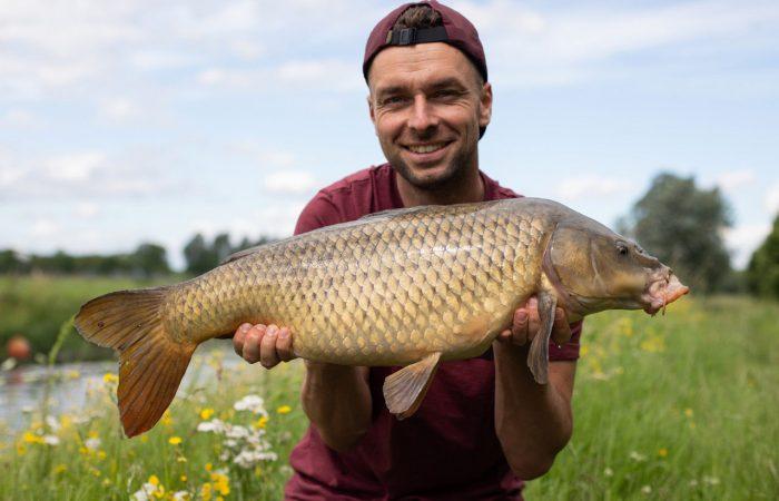 Binnen 24 uur op 3 wateren vis vangen – Kevin Diederen vist met de Basix Range!